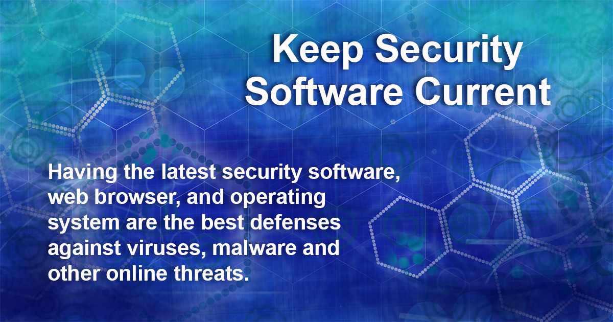 Keep Security Software Current_FB
